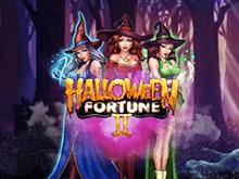 Игровой автомат Удача на Хэллоуин II